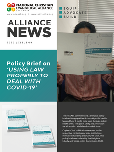 Alliance News 2020 | Issue 4