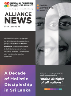 Alliance News 2020 | Issue 3