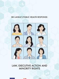 Sri Lanka's Health Response