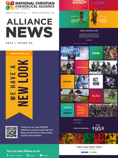 Alliance News 2021 | Issue 1