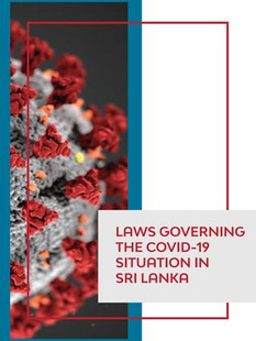 Laws Governing COVID-19 Situation in Sri Lanka - English