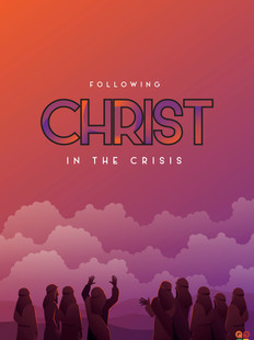 Following Christ in the Crisis | YEA