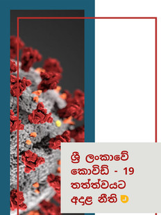 Laws governing COVID-19 - Sinhala.jpg