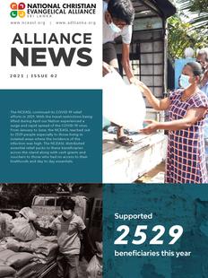 Alliance News 2021- Issue 2