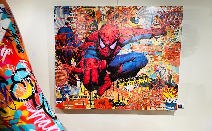 Spider By Billon - 120 x 100 cm