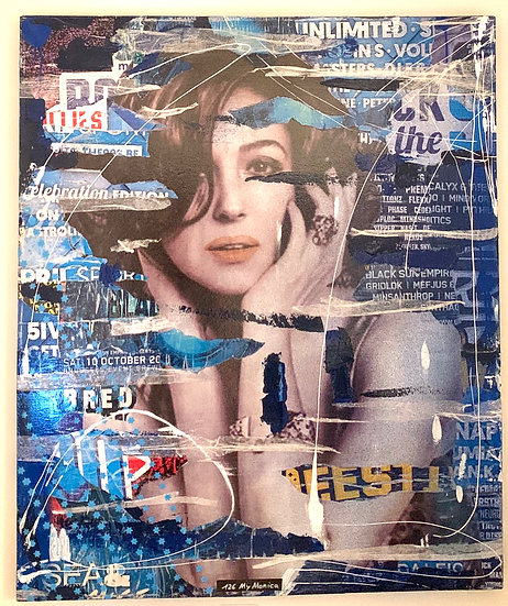 My Monica By Billon - 120 x 100 cm