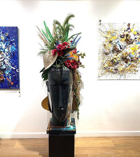 El Guapura By Fieber Collection - 180 cm Hoog inclusief haartooi