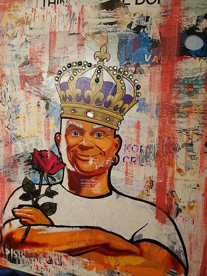 King Propre By Billon - 120 x 100 cm