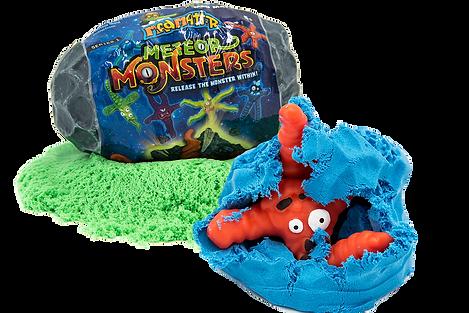 Mad Mattr Meteor Monster