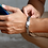 Thumbnail: Bracelet cuban link classique 12mm Argent