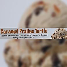 Caramel Praline Turtle