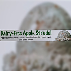 Dairy Free Apple Strudel