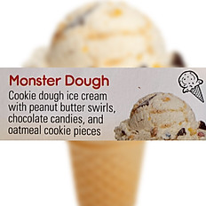 NEW! Monster Dough