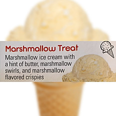 NEW! Marshmallow Treat