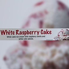 White Raspberry Cheesecake