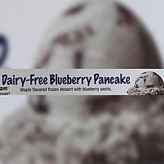 Dairy Free Blueberry Pancake