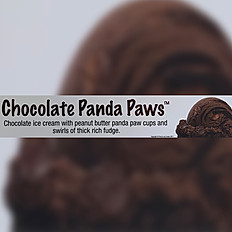 Chocolate Panda Paws