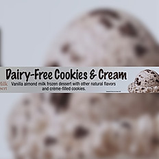 Dairy Free Cookies & Cream