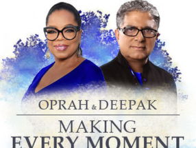 Want to meditate with Oprah for FREE?