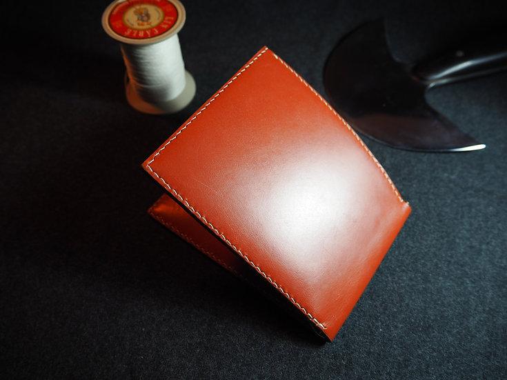 馬韁革錢包夾 BRIDLE LEATHER MONEY CLIP WALLET
