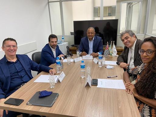 Reunião com a bancada Republicana da capital de São Paulo