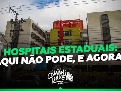 DIREITOS DA COMUNIDADE #4 I HOSPITAL DE ITAIM PAULISTA