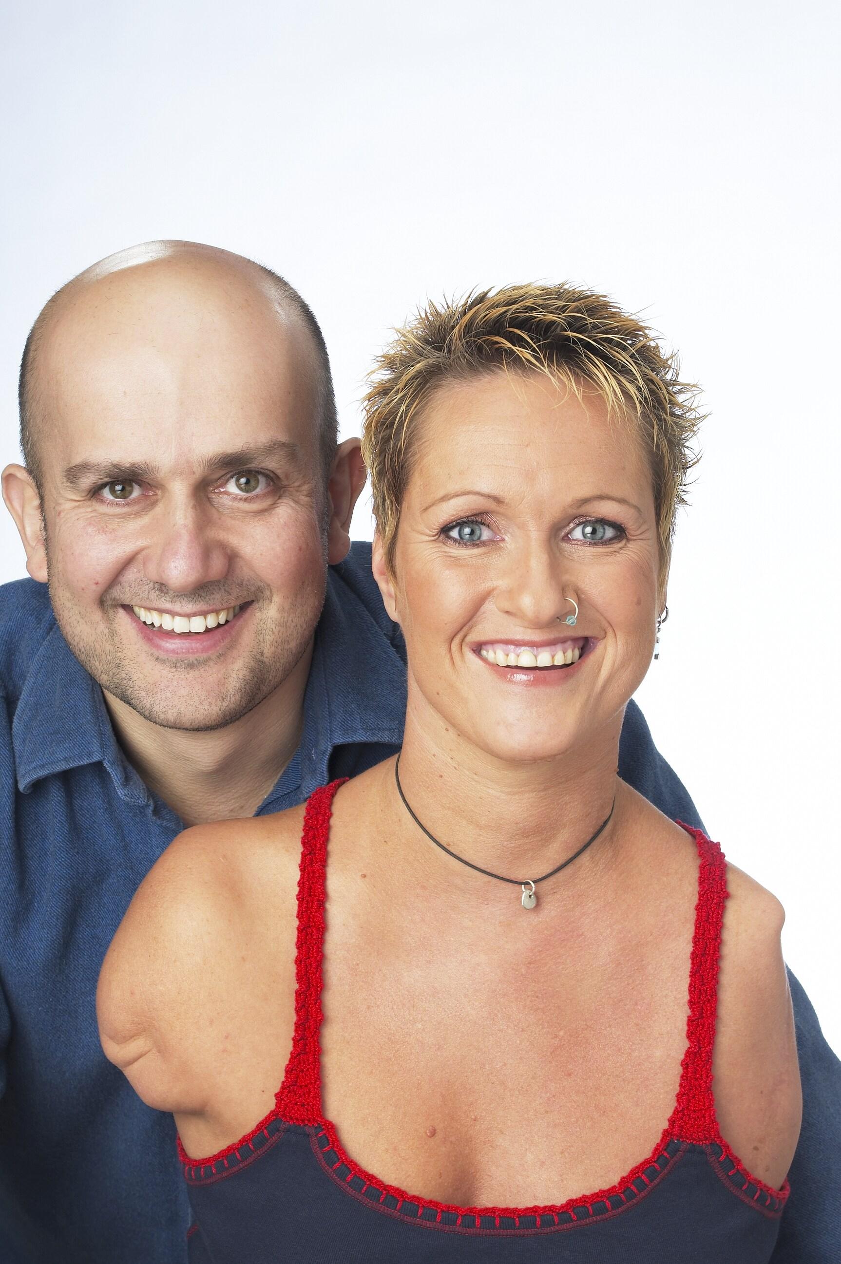 Alison & Marc Quinn