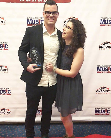 Christian wins TCMA Drummer of the Year.