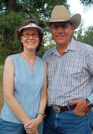 Bob & Becky at the Ranch.JPG