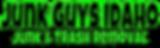 Junk Guys Idaho - ww.junkguysidaho.com