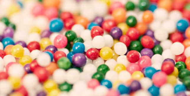 Classic Rainbow Sprinkles