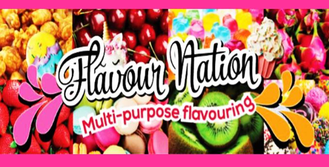 Flavours (Flavour Nation) F-Z
