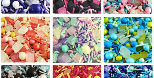Sprinkles Themed