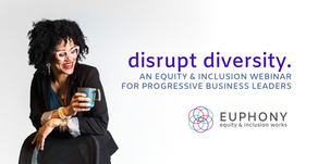 Webinar:  Disrupt Diversity