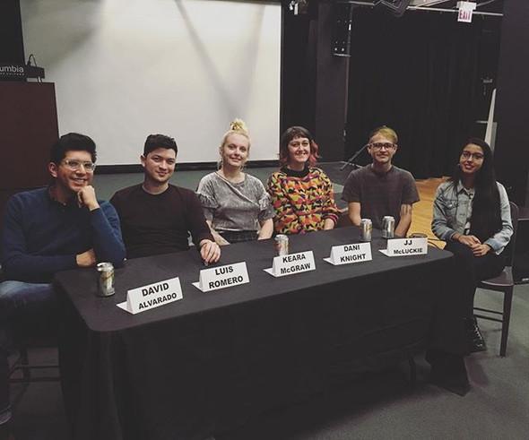 ISG Alumni Panel Moderator