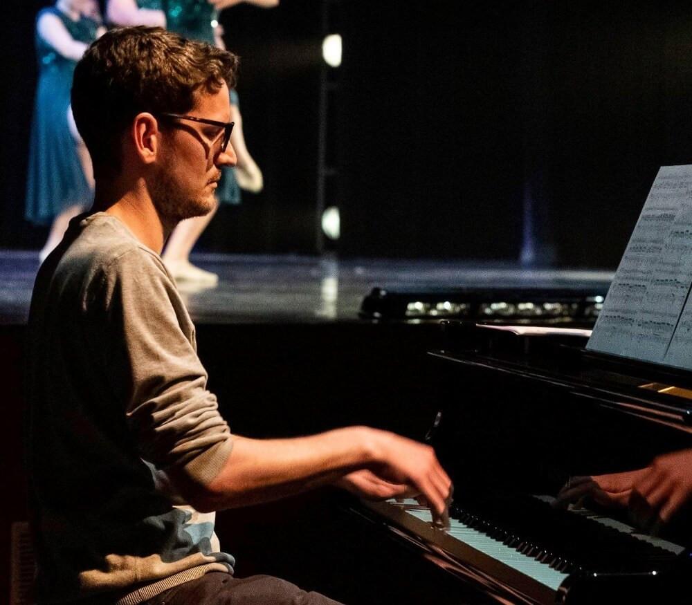 Martijn Van Den Dungen, Pianist