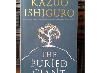 The buried giant / Kazuo Ishiguro