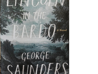 Lincoln in the Bardo / George Saunders