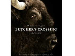 Butcher's crossing / John Williams