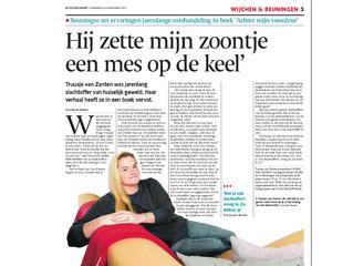 Interview met Truusje van Zanten