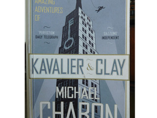 The amazing Adventures of Kavalier & Clay / Michael Chabon