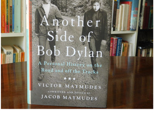 Another side of Bob Dylan / Victor & Jacob Maymudes