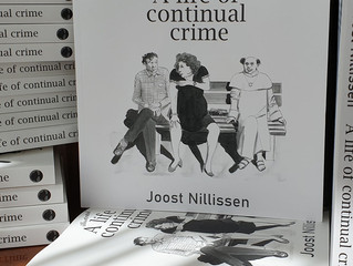 A life of continual crime - Out Now!