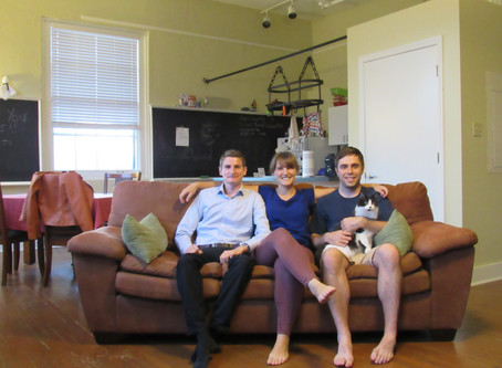 Featured Residents: Marion Le Callonnec, Marion Zach Robbins & Arthur Boudet