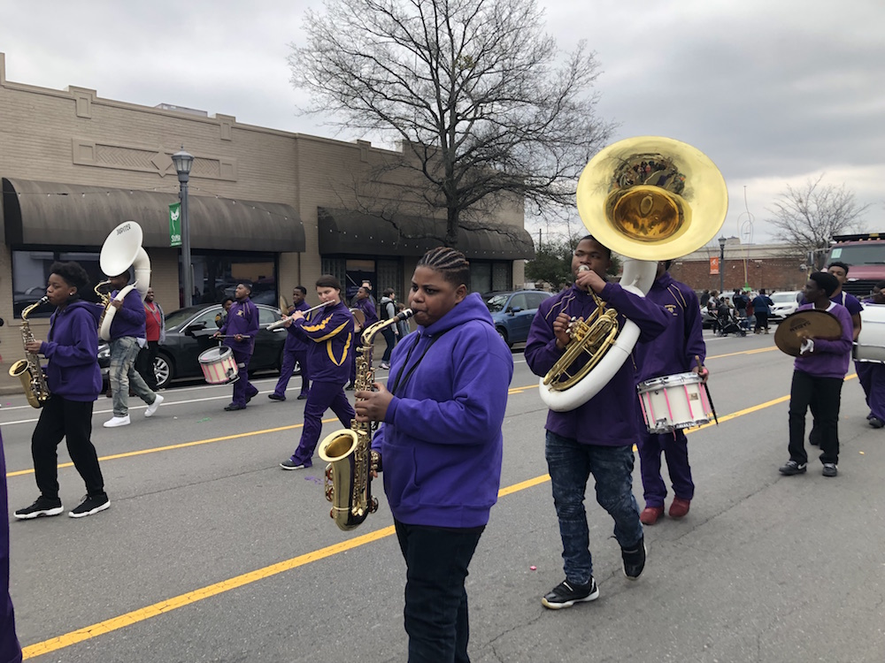 SoMa Mardi Gras Parade
