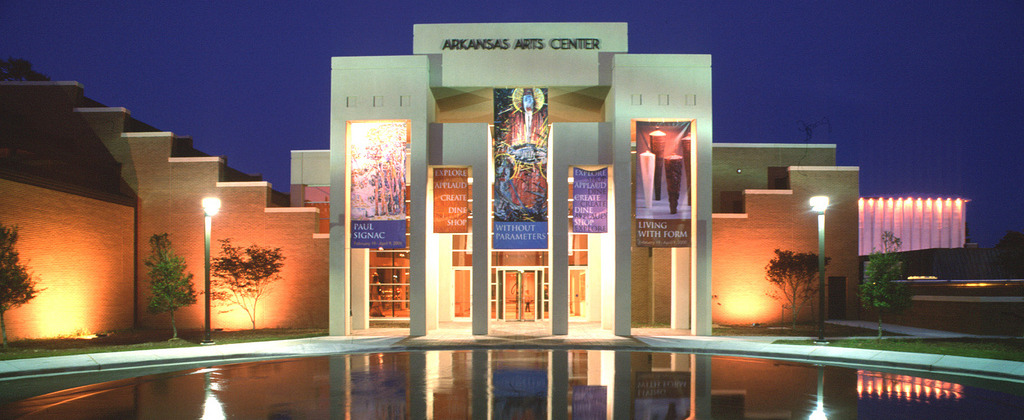 The Arkansas Arts Center