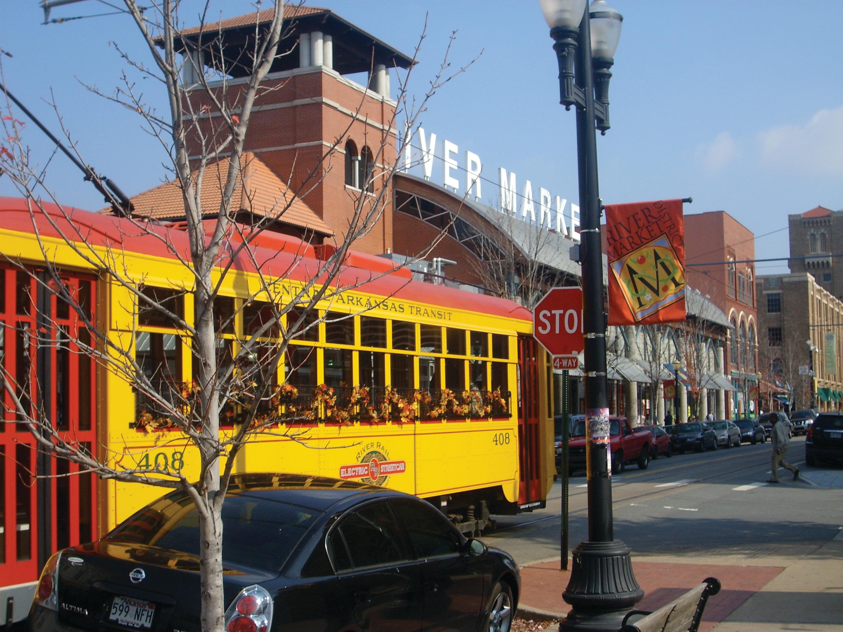 Little Rock Rivermarket