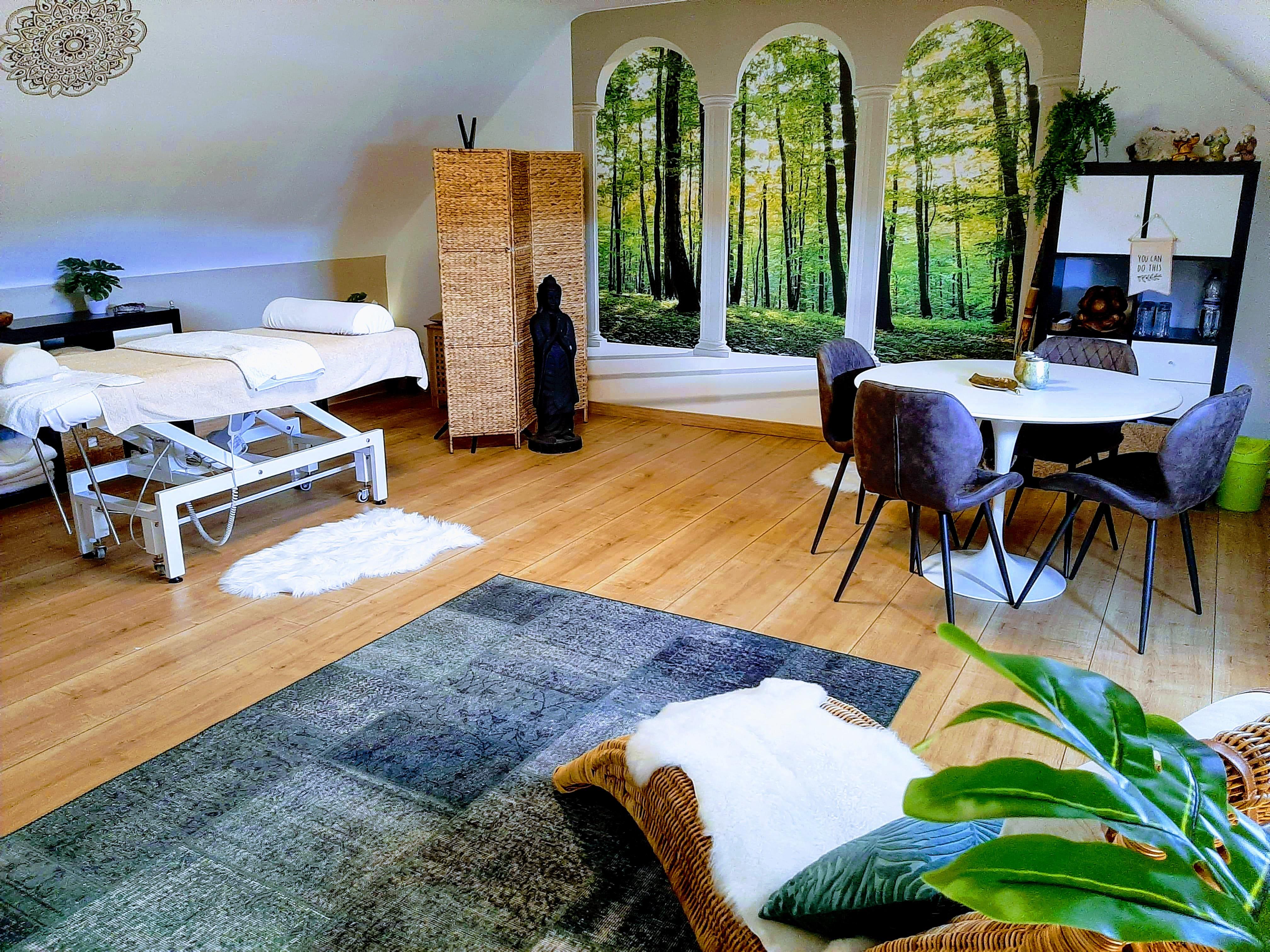Massage workshop voor twee