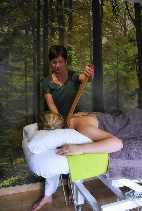 Rug, nek en schouder massage