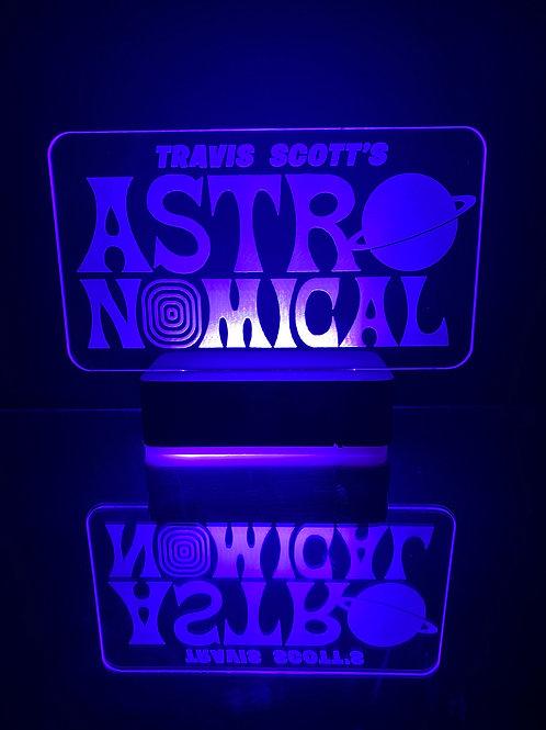 ASTRONOMICAL LAMP